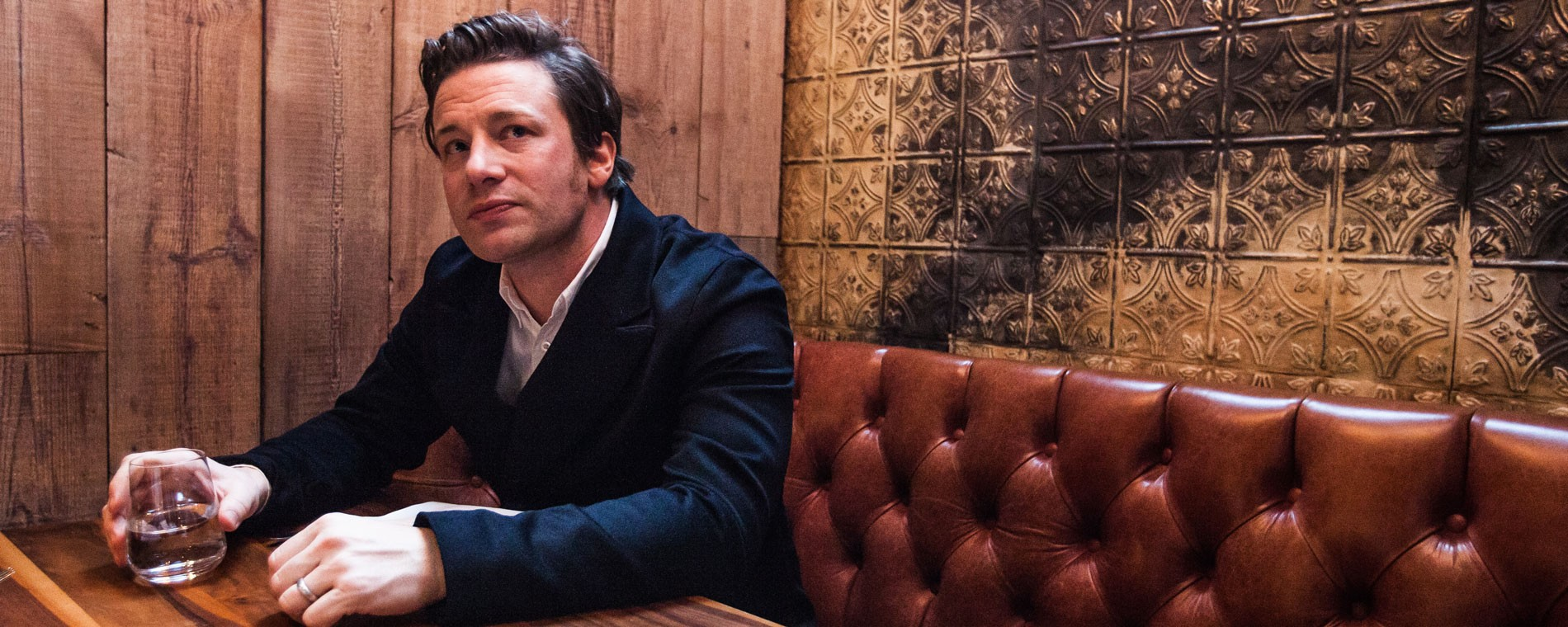 Jamie Oliver Doesn't Want to Be a Hipster Chef