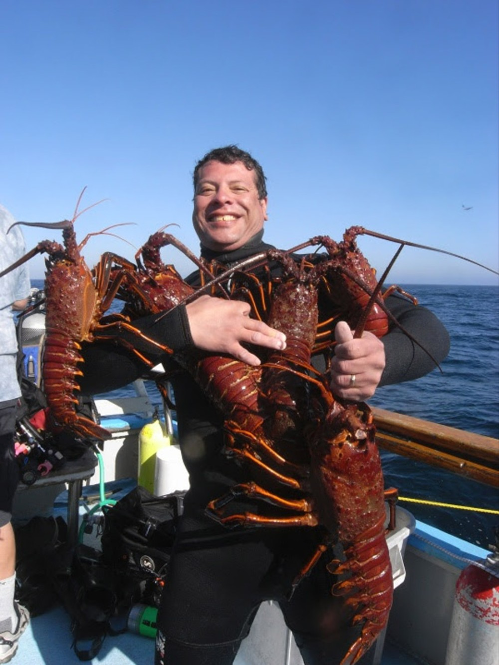 Why We Don't Eat California Spiny Lobsters (Even Though They Taste
