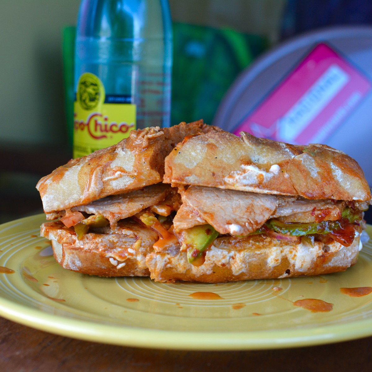 Ein Sandwich, das dich vor Freude weinen lässt