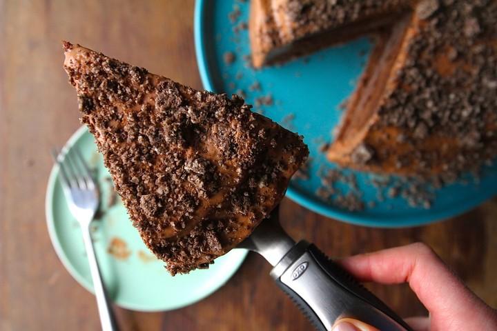 Non la solita torta al cioccolato