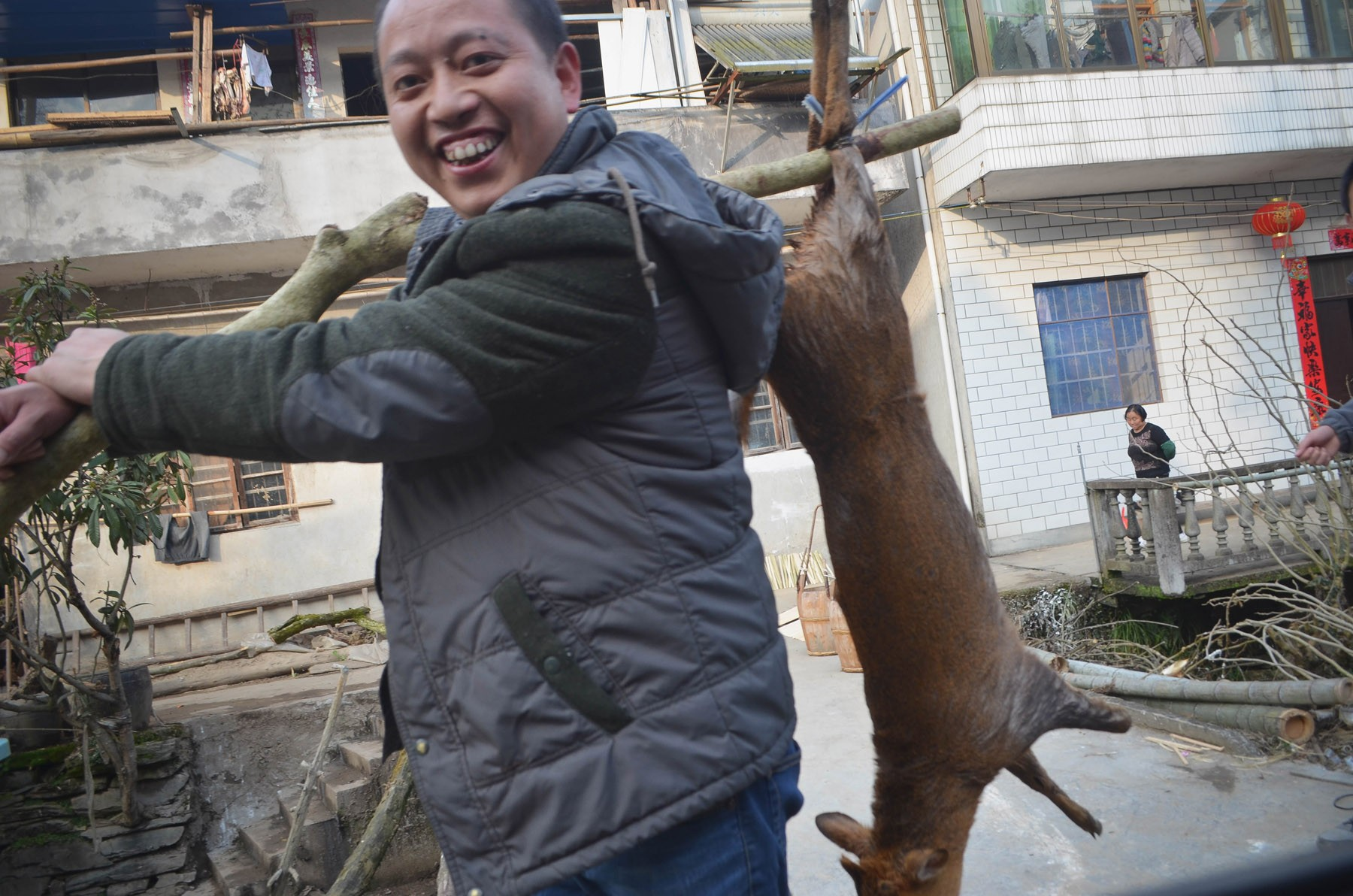 man-with-deer_24602828909_o