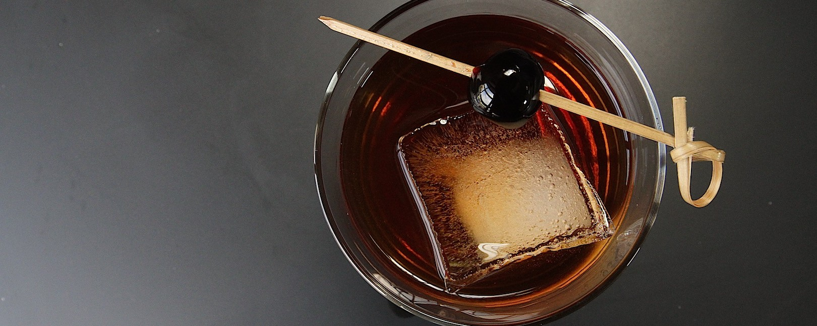This Is the Correct Way to Make a Perfect Manhattan