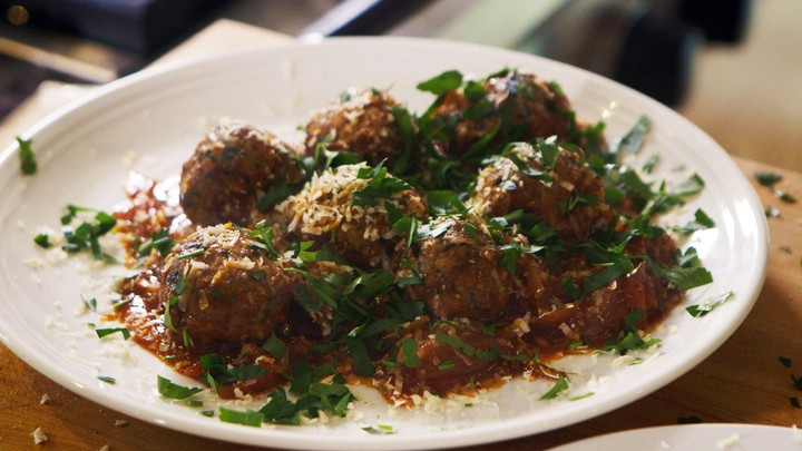 Vicenza-Style Chard Polpette