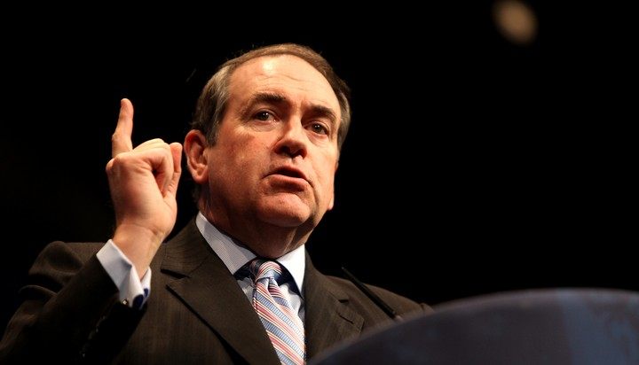 Mike Huckabee Defends His Controversial Tweet About ...