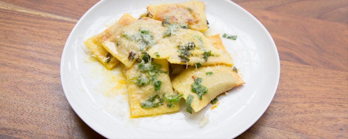 Mario Batali's Perfect Homemade Ravioli Recipe | MUNCHIES