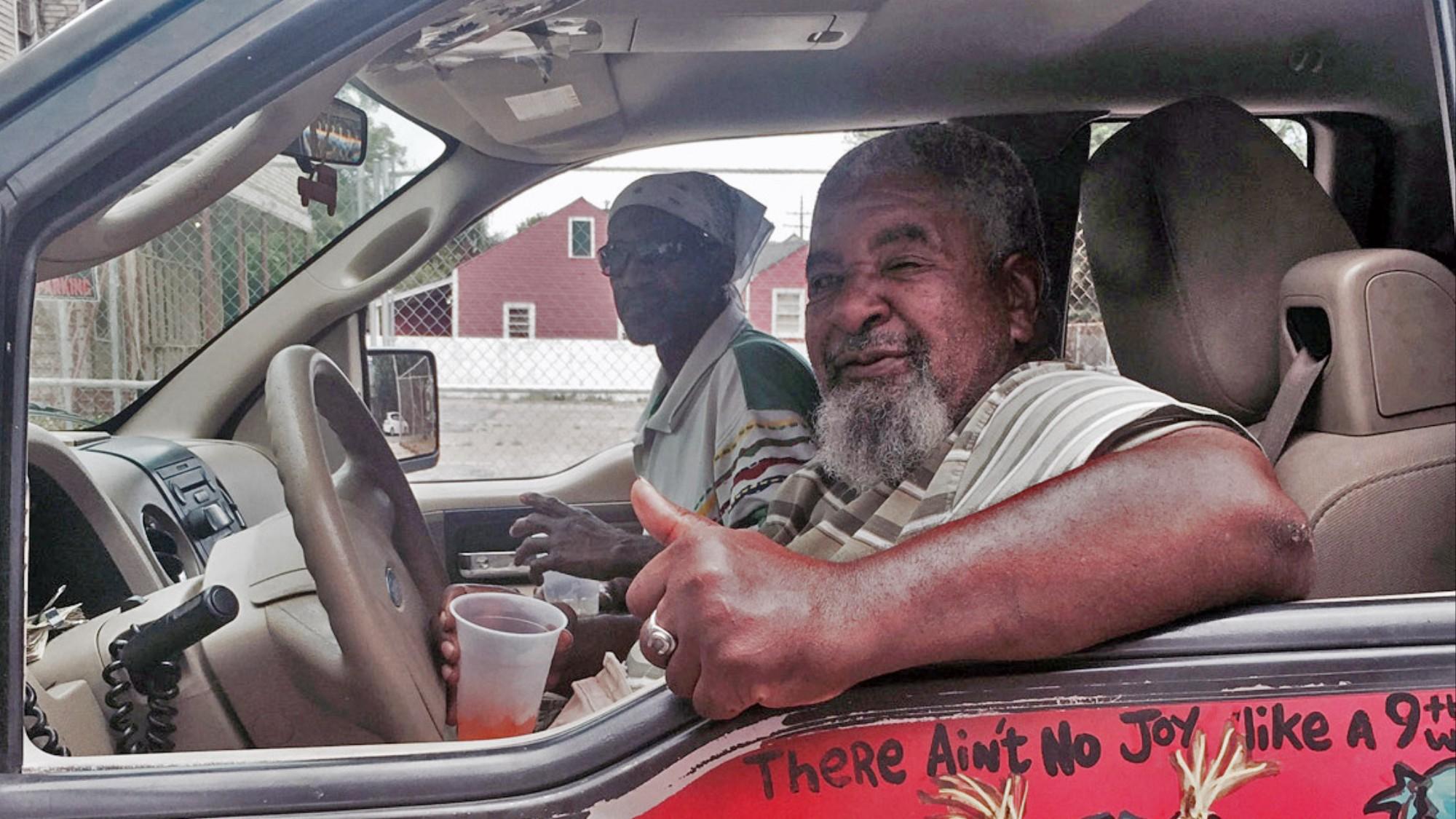 Remembering New Orleans' Beloved Singing Vegetable Vendor - VICE