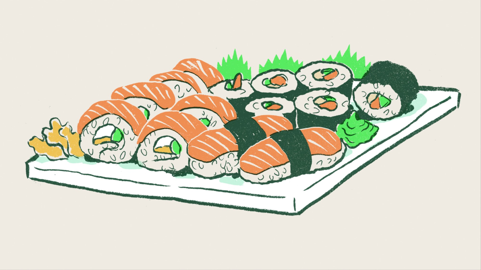 The Lazy Person's Guide to Eating Cheap, Sustainable Sushi