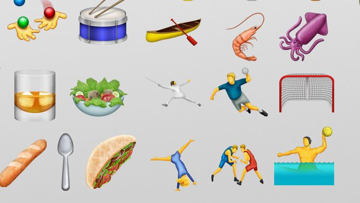 Everything You Need To Know About The New Food Emojis Munchies
