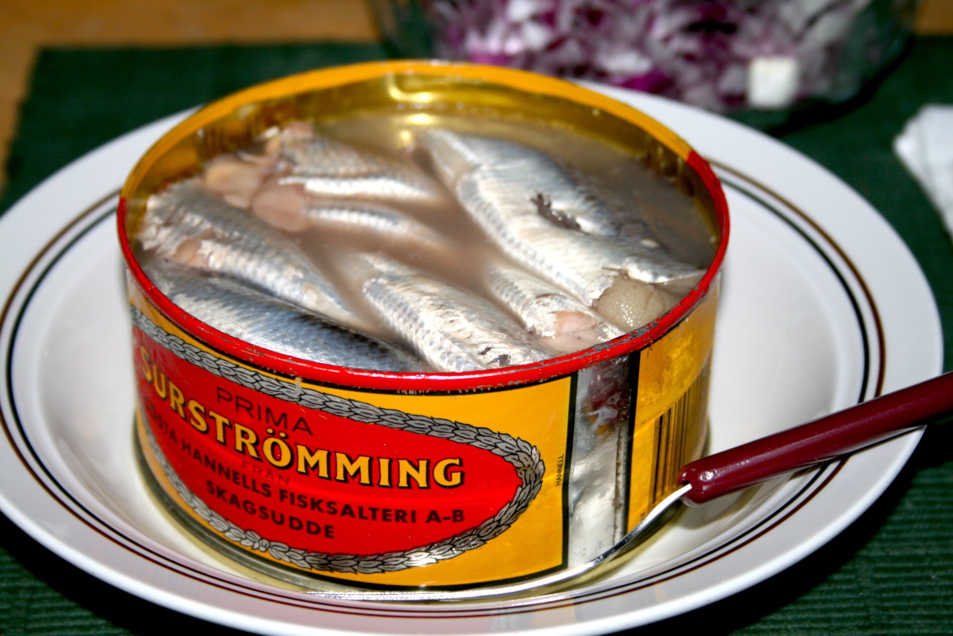 a rotten fish party sent stockholm into a panic munchies