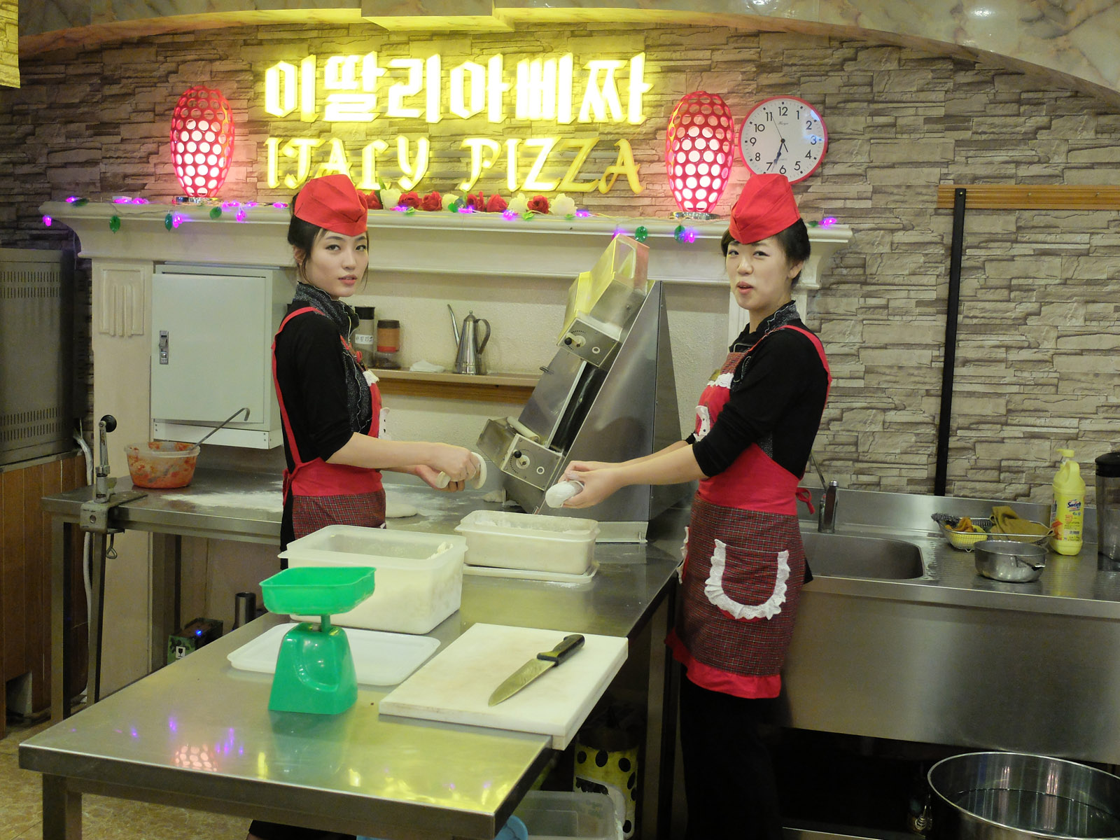 Munchies In North Korea A Visit To Pyongyangs Newest Pizza Joint Munchies