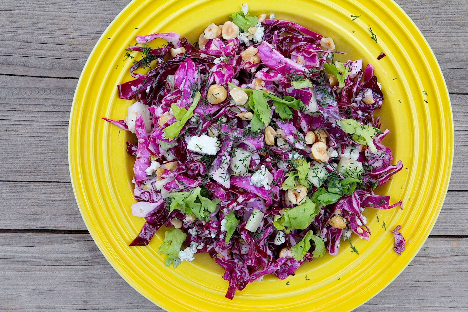 This Perfect Salad Proves That Eating Healthy Doesn't Have To Be Miserable
