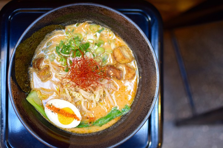One of LA's Best Ramen Bowls Is Totally Vegan