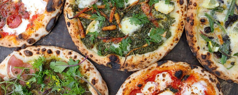 ... Jackson Pollock and Use Carrot Tops for a Better Pizza | MUNCHIES