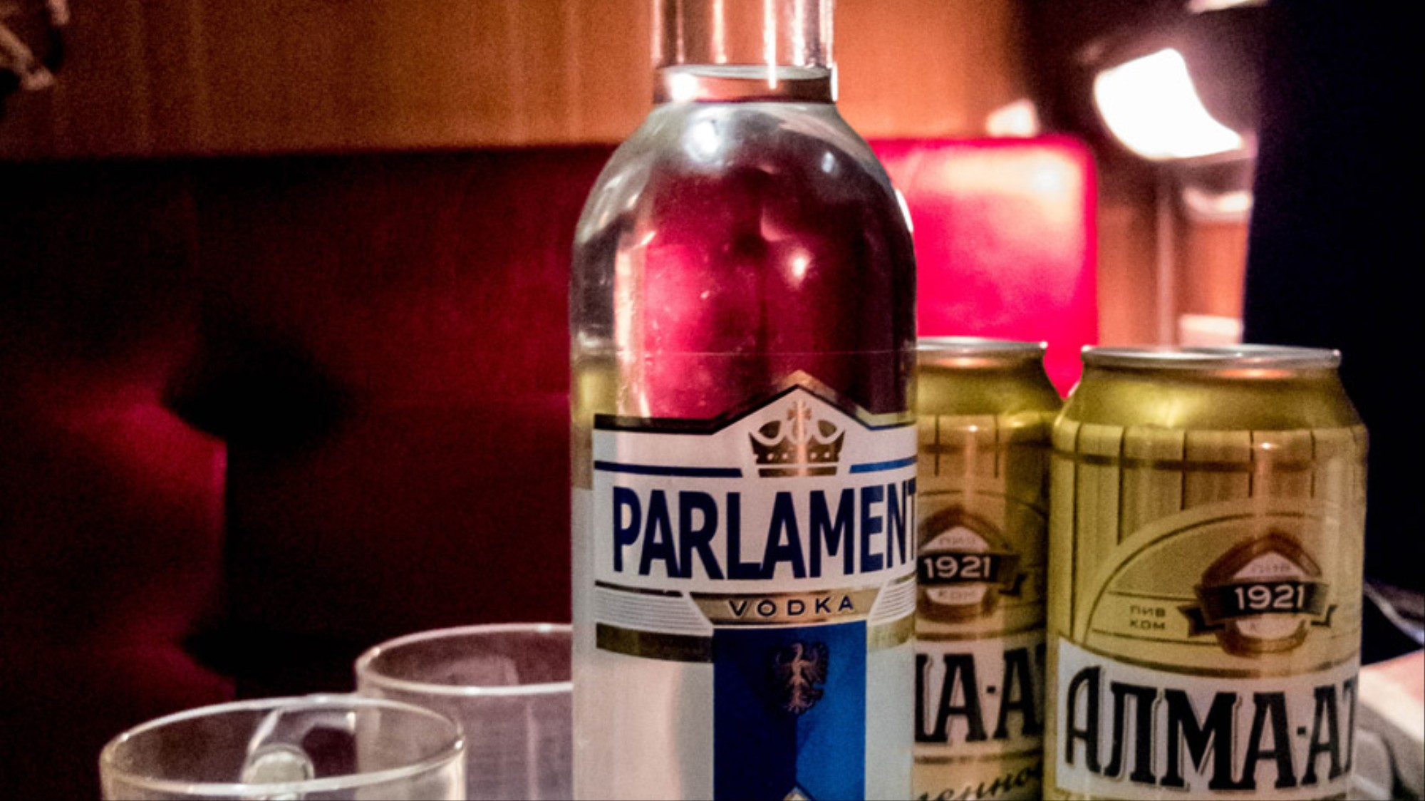 The Joy of Not-So-Secretly Drinking on Russian Trains - VICE