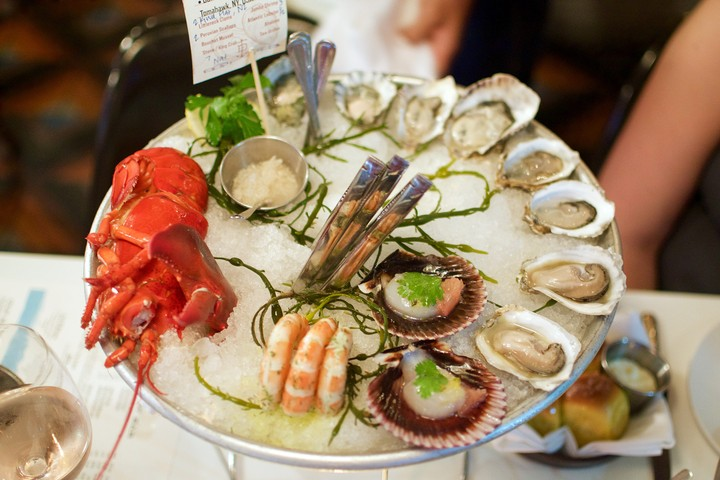 Best Seafood Restaurant Manhattan Beach