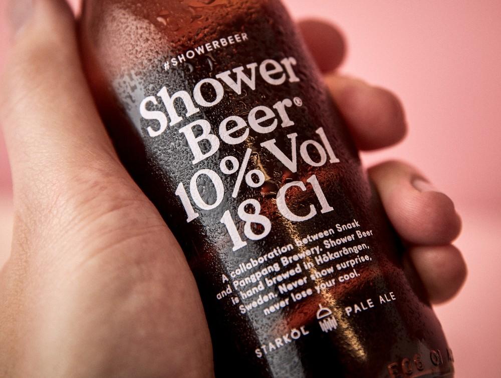Resultado de imagen para shower beer