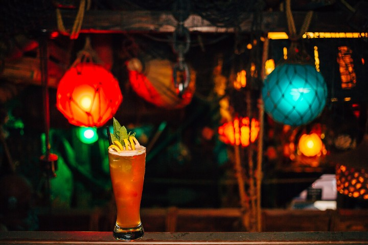 How to Start a Tiki Bar from Scratch