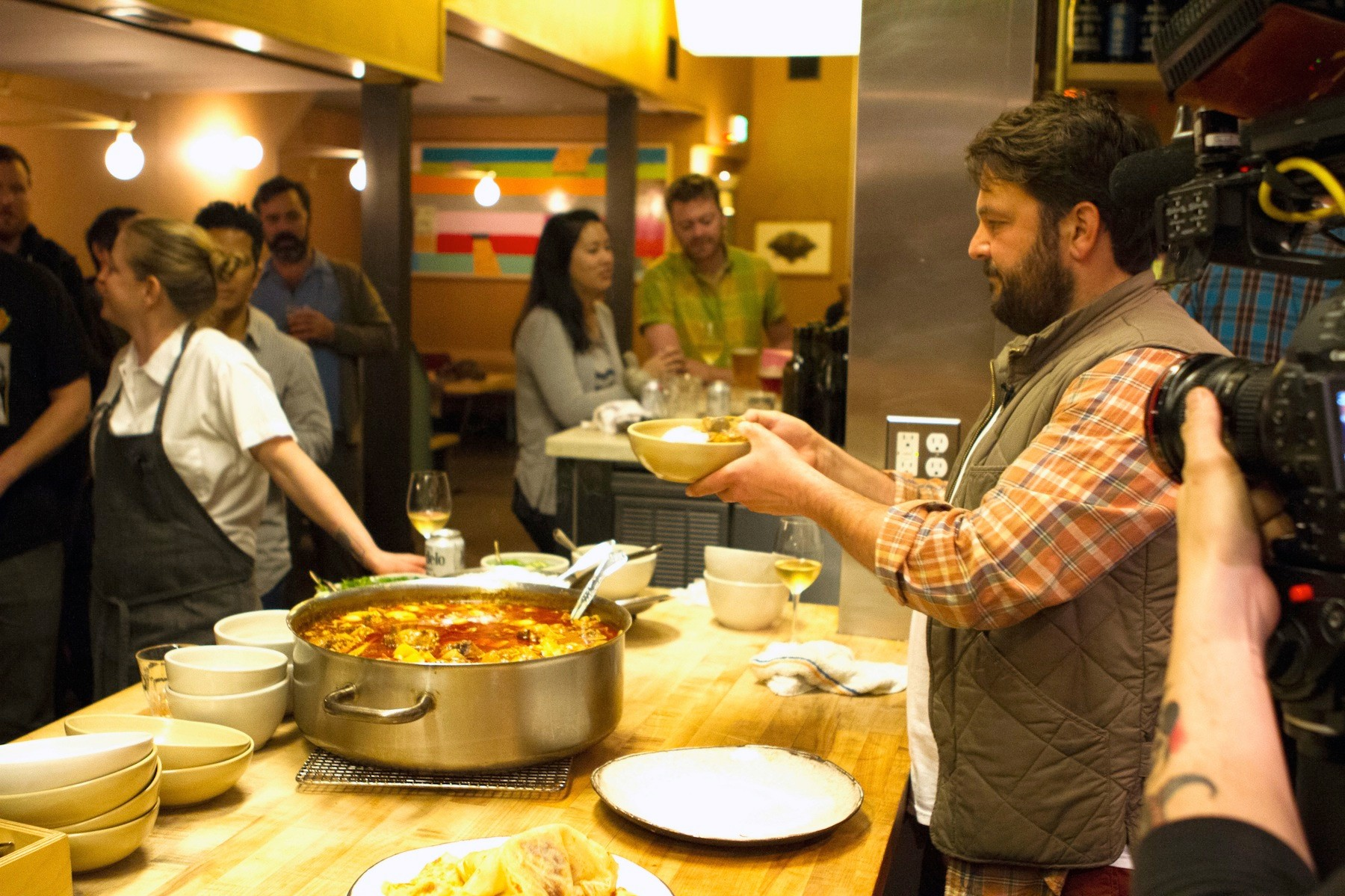 Chef's Night Out: State Bird Provisions