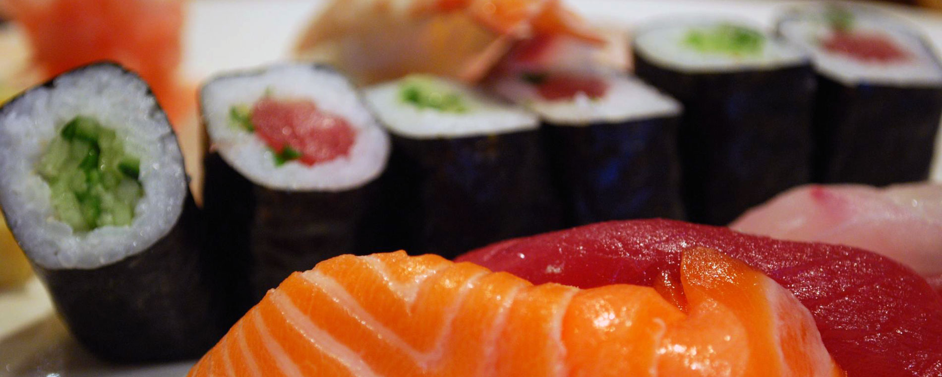 Sushi Could Be the Reason You Got Ghosted   MUNCHIES Munchies A new survey from dating website Match com has found that going for sushi on the first date increases the odds of seeing your potential bae again by