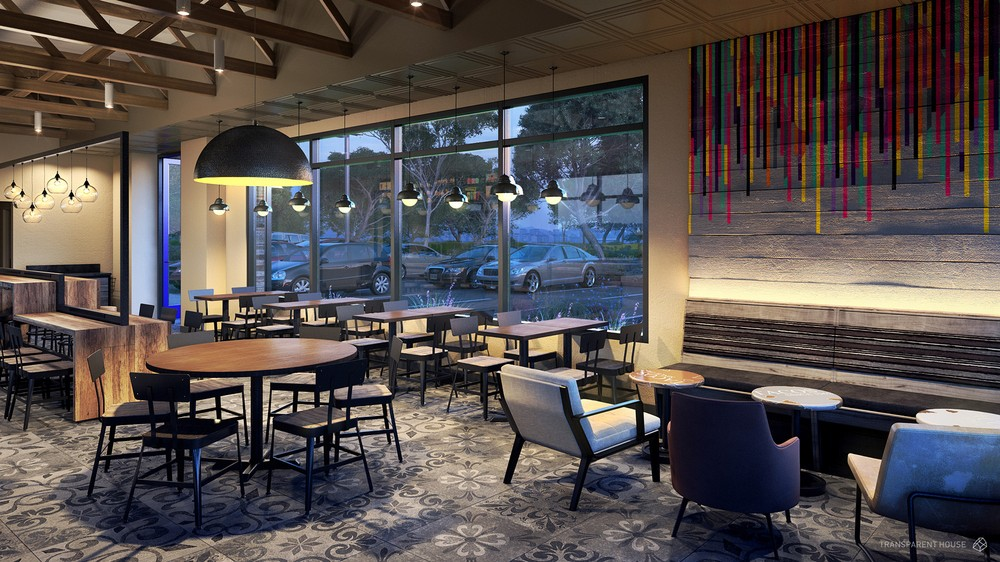Taco Bells New Locations Will Have Fireplaces And