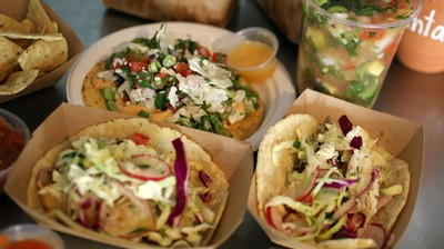 Chef's Night Out: Tacos Punta Cabras