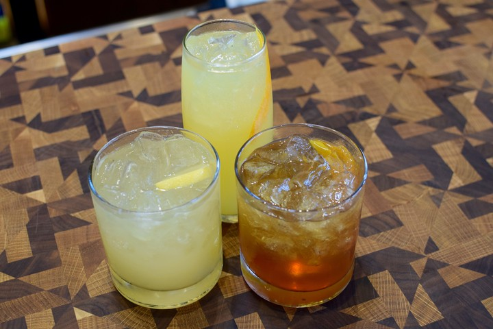 How to Infuse Teas into Classic Cocktails