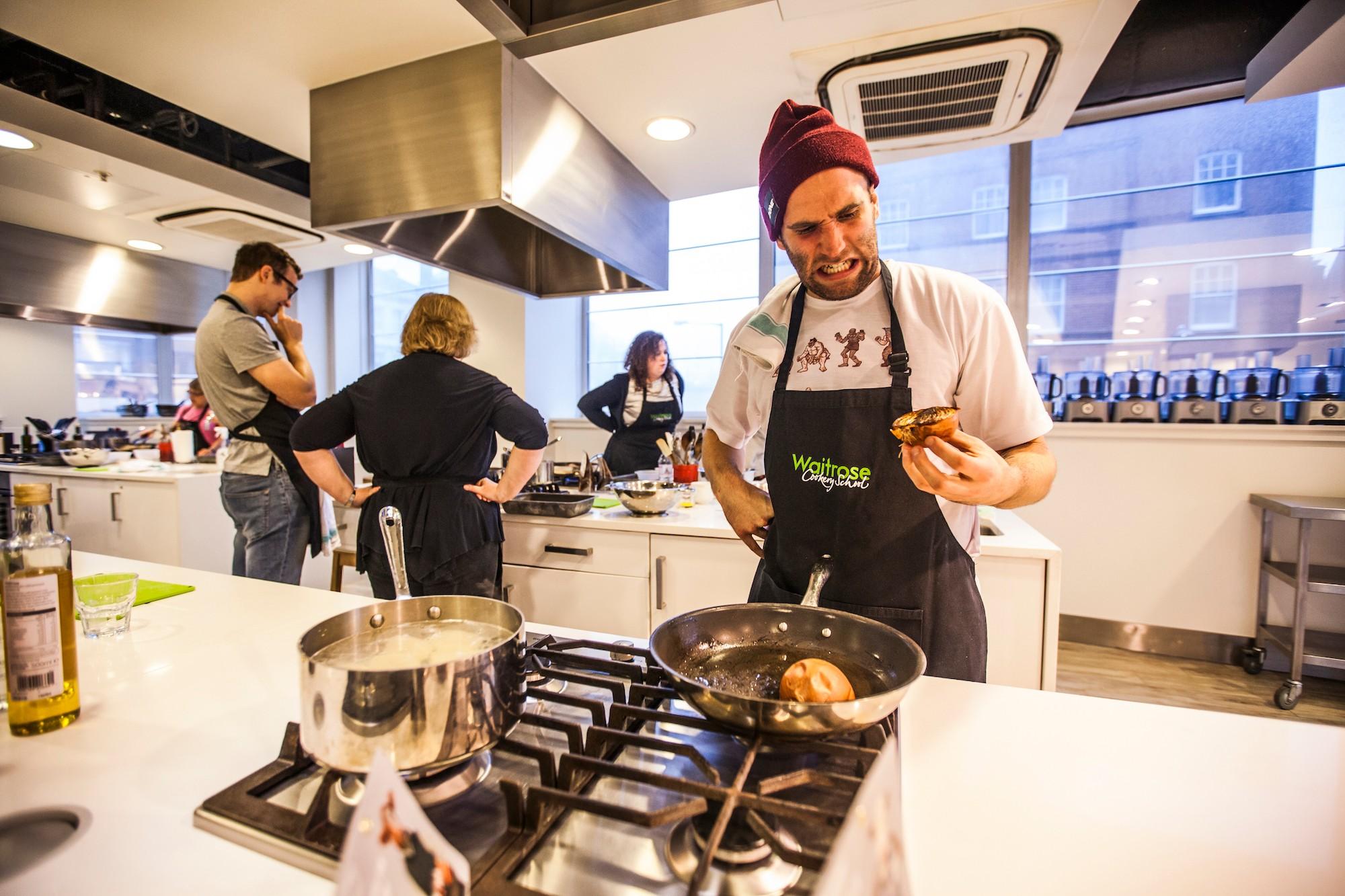 waitrose-cookery-school-dinner