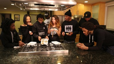 How-To: Make Vegan Blueberry Muffins with Waka Flocka Flame