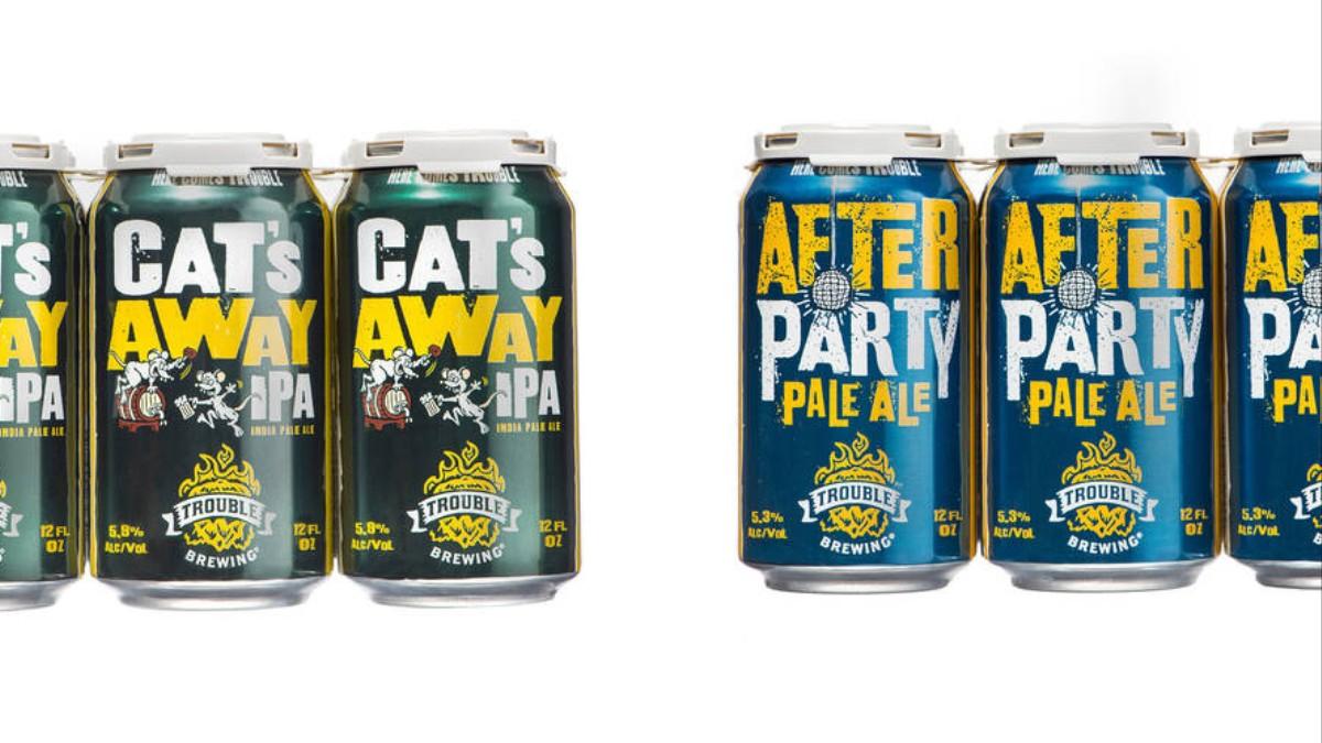 Walmart Fake Craft Beer