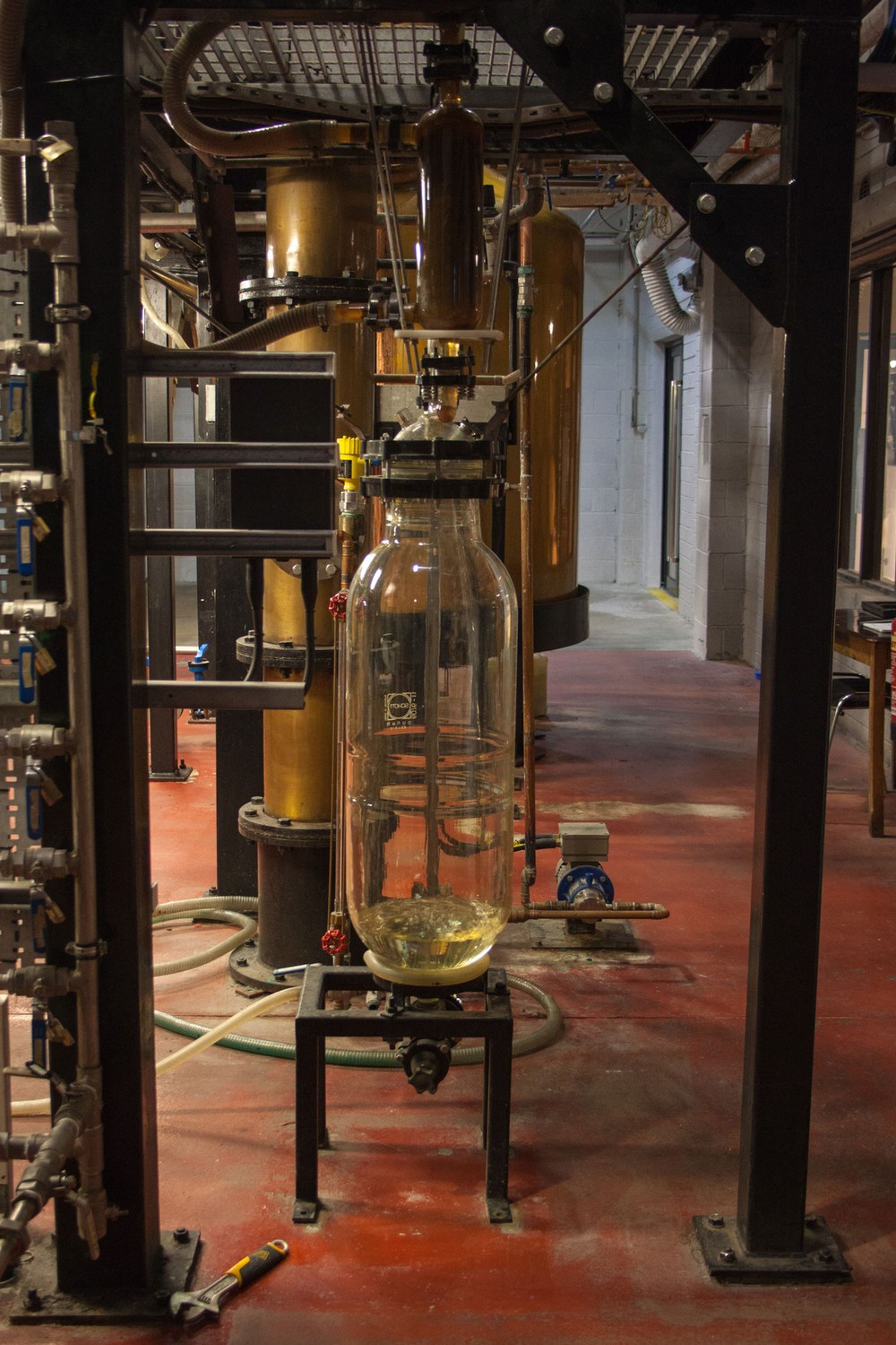 Inside the Welsh Distillery Taking on the Irish and Scottish Whisky Dons